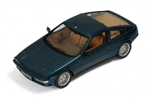 CLC168 - TALBOT MATRA MURENA 198 METALLIC GREEN / BROWN INTERIORS