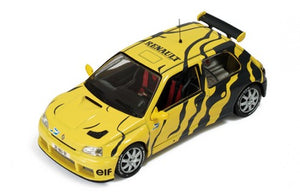 CLC181 - 1995 RENAULT CLIO MAXI TEST CAR YELLOW/GREY