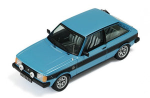 CLC208 - TALBOT SUNBEAM LOTUS PHASE 2 1982 BLUE & SILVER