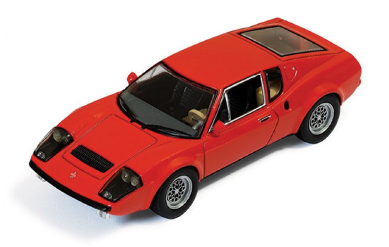 CLC249 - LIGIER JS2 COUPE 1972 RED