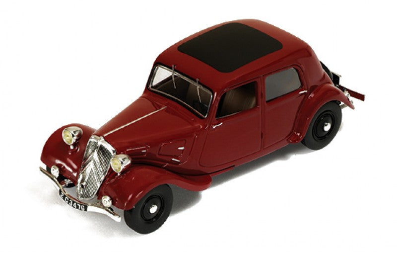 CLC265 - CITROEN TRACTION 7A 1934  RED