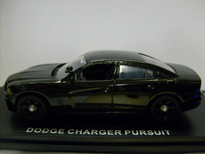 CRG002 - 2012 DODGE CHARGER PURSUIT BLACK