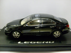 EBB43657 - HONDA LEGEND 2004 METALLIC BLACK