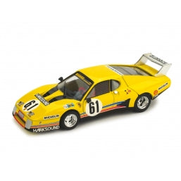 EF11 - FERRARI 512BB LE MANS #61 YELLOW