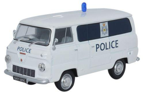 FED012 - FORD 400E VAN GLAMORGAN POLICE