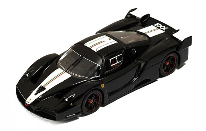 FER072 - FERRARI FXX FIORANO TEST VERSION 2005 BLACK