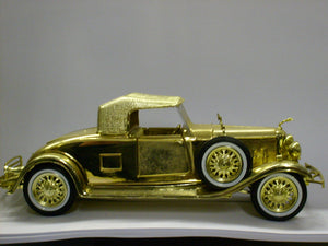 GLDLIN - 1932 LINCOLN ROADSTER GOLD PLATED