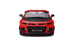 GT241 - CHEVROLET CARARO ZL1 1LE RED