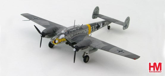 HA1811 - BF 110E MESSERSCHMITT S9+AM , 4.STAFFEL , ZG1 , WINTER 1941/42