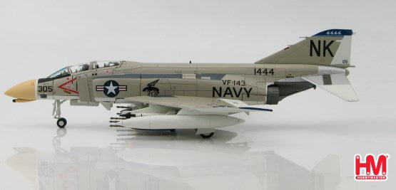 HA1969 - MCDONNELL DOUGLAS F-4B PHANTOM II 151444 VF-143 USS CONSTELLATION 1967