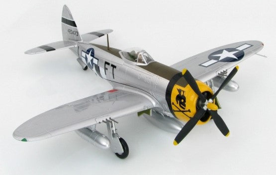 HA8411 - P-47D THUNDERBOLT MAJOR GLENN EAGLESTON 353RD FS/354TH FG FRANCE 1944