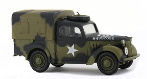 HG1302 - BRITISH LIGHT UTILITY CAR 10HP UNKNOWN UNIT NORTH WESTERN EUROPE 1944