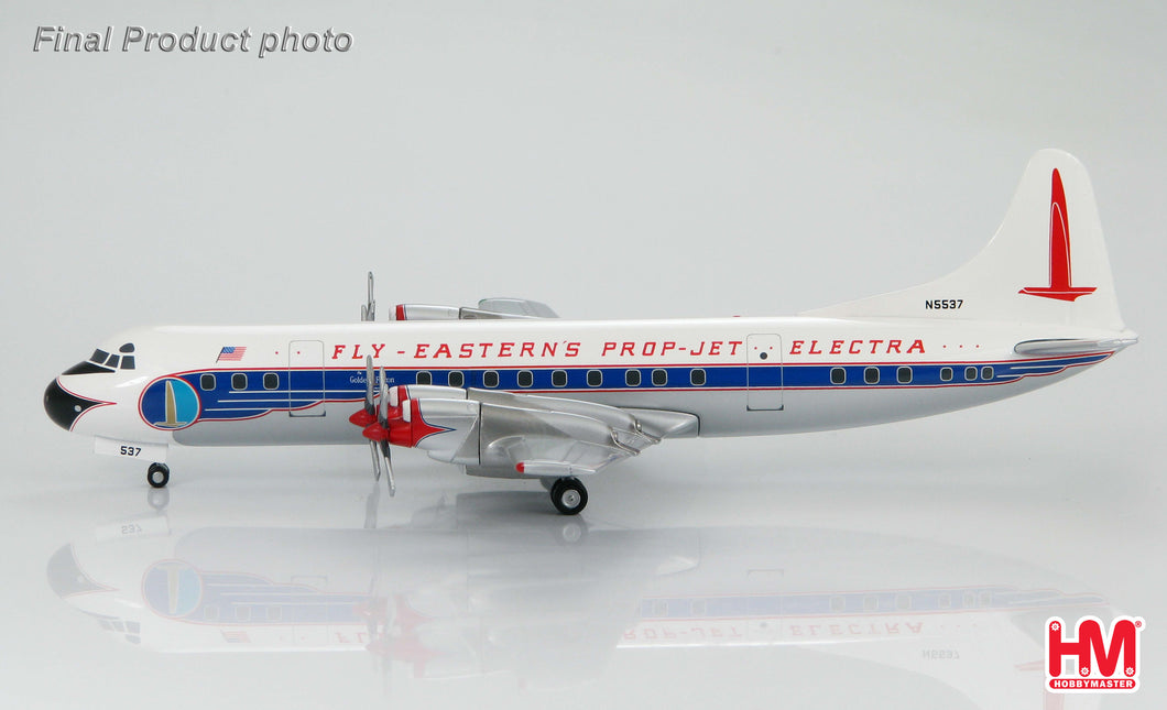 HL1001 - L188 ELECTRA EASTERN AIR LINES GOLDEN FALCON