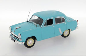 IST037 -1957 MOSKWITCH 402 LIGHT BLUE