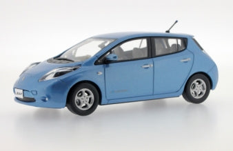 JC215 - NISSAN LEAF 2010 BLUE