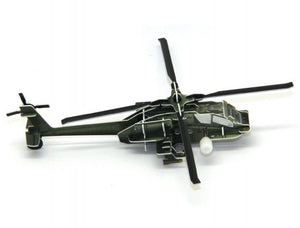 M13 - 3D WIND UP PUZZLE HELICOPTER