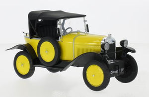 MCG18052 , 1923 CITROEN 5 CV BLACK/YELLOW