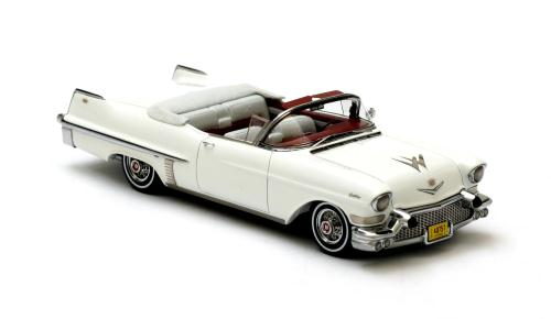 NEO44075 - 1957 CADILLAC SERIE 62 CONVERTIBLE WHITE