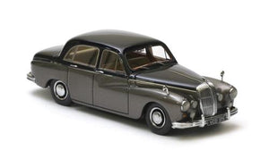 NEO44275 - 1964 DAIMLER MAJESTIC MAJOR BLACK OVER GUNMETAL