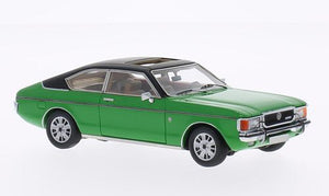 NEO49525 - 1972 FORD GRANADA MKI COUPE GREEN/BLACK