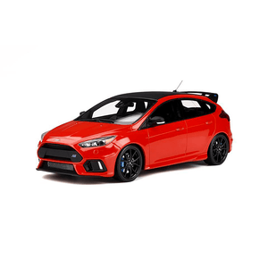 OT802 - FORD FOCUS RS 2018 RACE RED