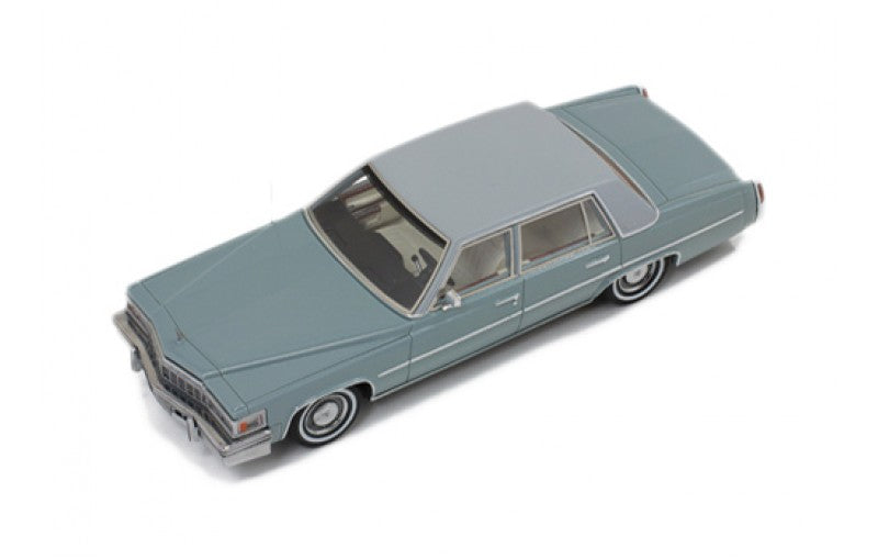 PR0171 - CADILLAC DE VILLE SEDAN  1977 GREY