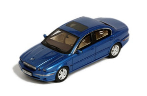 PR0193 - 2004 JAGUAR X-TYPE BLUE
