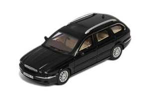 PR0196 - 2004 JAGUAR X-TYPE WAGON BLACK