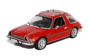 PRD125 - AMC PACER 1975 RED
