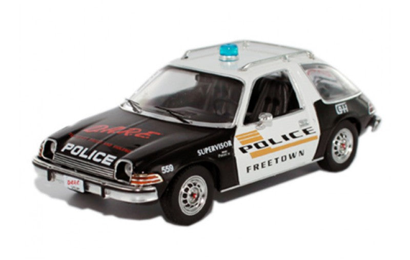 PRD126 - AMC PACER 1975 POLICE USA FREE TOWN