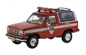 PRD200 - 1989 FORD BRONCO II FIRE DEPT. CAMDEN NEW JERSEY