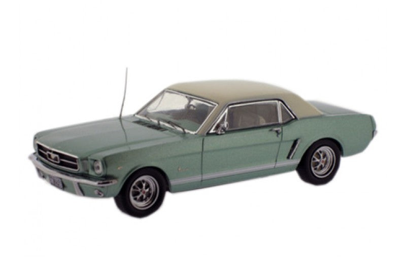 PRD232 - FORD MUSTANG 1965 GREEN