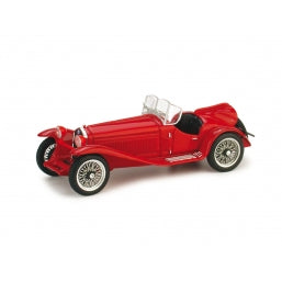 R077-03 -- ALFA ROMEO 2300 1931 RED