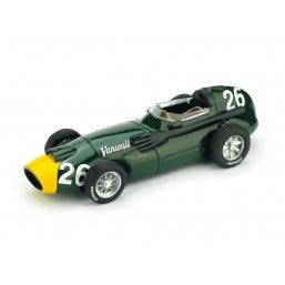 R199 - VANWALL F1 GP BELGIO STIRLING MOSS