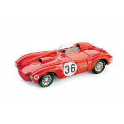 R205 - LANCIA D24 WINNER 1953 FANGIO #36 RED CARRERA MEXICO