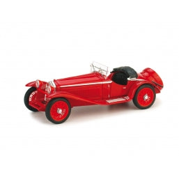 R388-02 -- ALFA ROMEO 1750GS 1931 ZAGATO RED