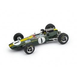 R592-CH - LOTUS 33 G.P GERMANY 1965 #1 J CLARK
