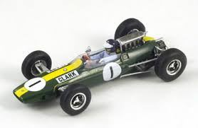S1614 - LOTUS 33 #1 WINNER GERMAN GP 1965 JIM CLARK