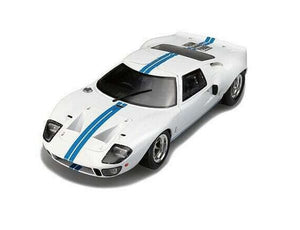 S1803002 - 1968 FORD GT MK1 WIDEBODY WHITE & BLUE STRIPES
