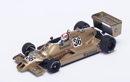 S3905 - ARROWS A1 #36 US GP 1978 ROLF STOMMELEN