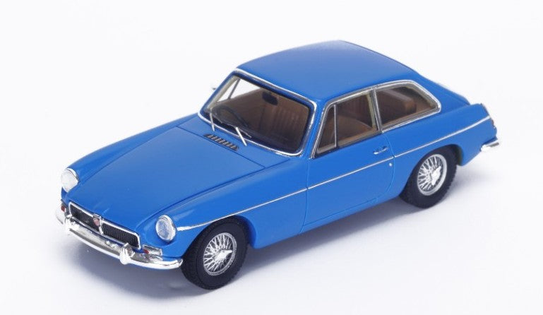 S4140 - MG B GT 1967 COUPE BLUE
