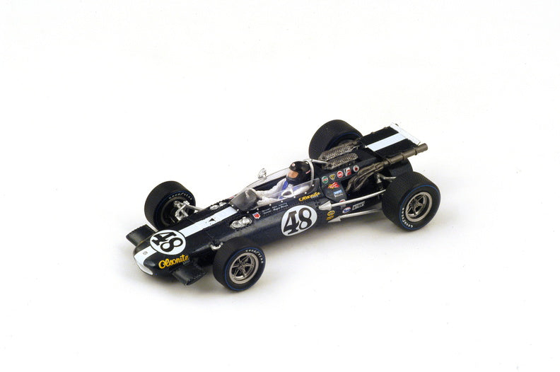 S4259 - EAGLE MK4 #48 WINNER RIVERSIDE 1968 DAN GURNEY