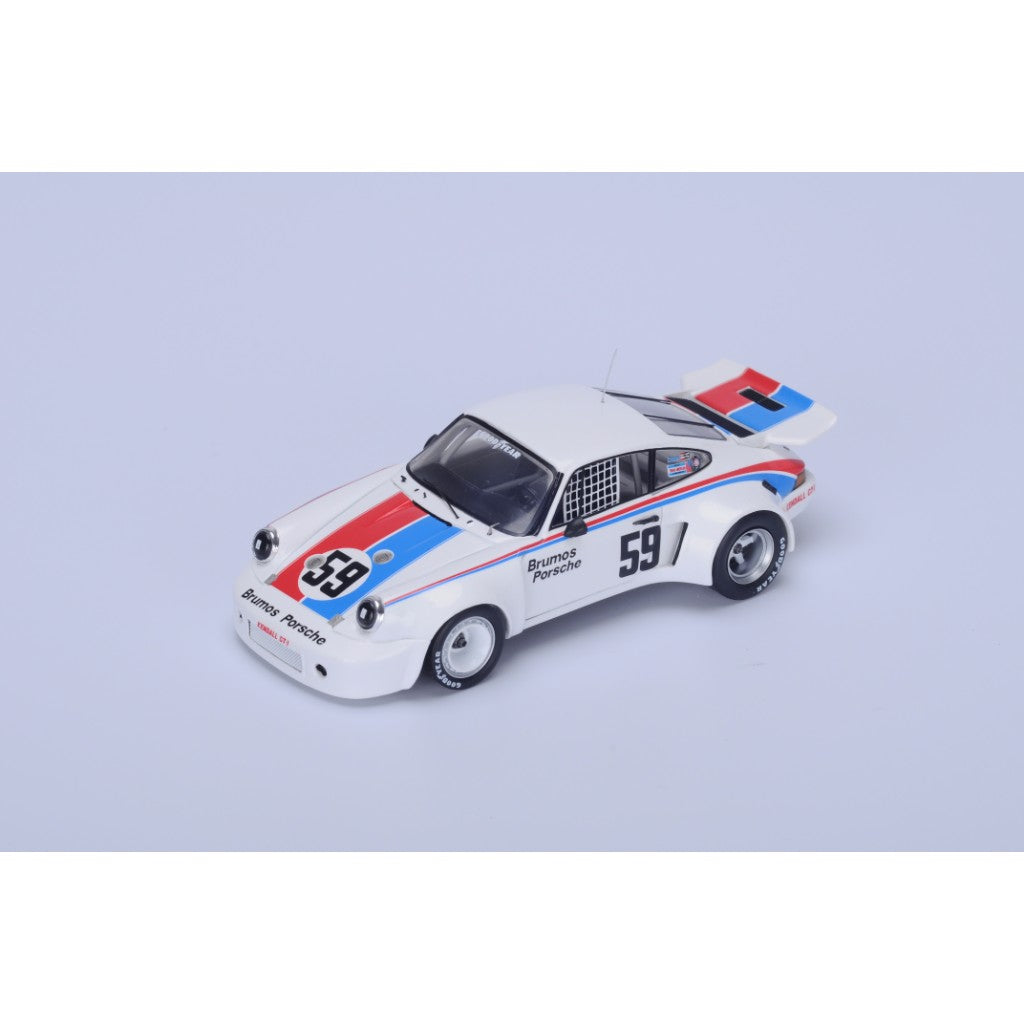 S4414 - PORSCHE 911 RSR #59 TRANS AM CHAMPION 1974 PETER GREGG