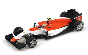 S4617 - MANOR MARUSSIA MR03B #98 2015 MANOR MARUSSIA F1 TEAM ROBERTO MERHI