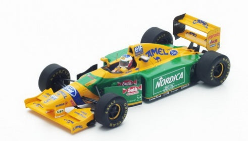 S4774 - BENETTON B193B #5 WINNER PORTUGUESE GP 1993 MICHAEL SCHUMACKER