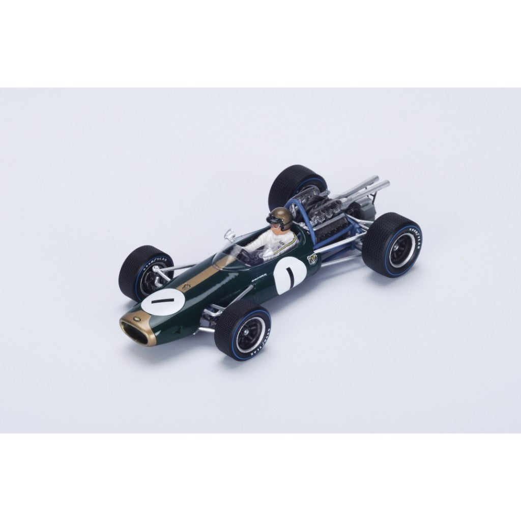 S4778 - BRABHAM BT19 #1 2ND DUTCH GP 1967 JACK BRABHAM