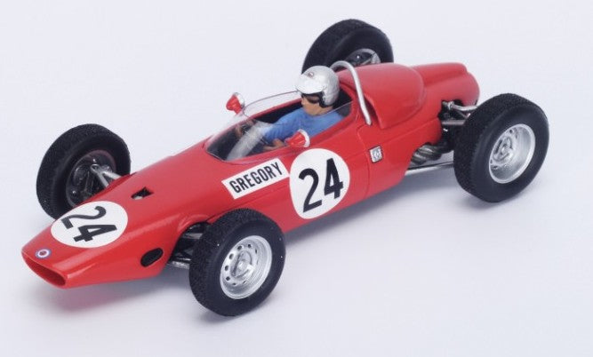 S4793 - BRM P57 #24 8TH GERMAN GP 1965 MASTEN GREGORY