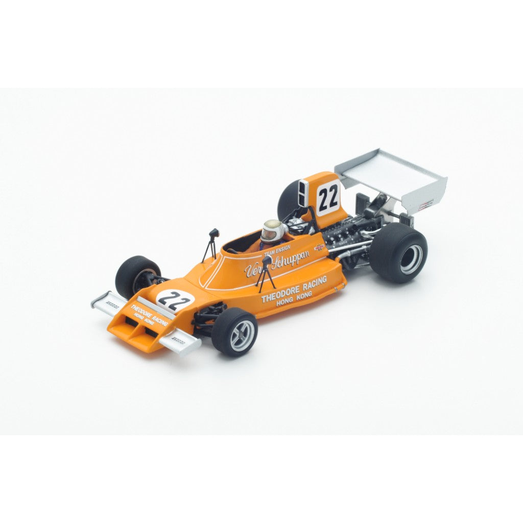 S4810 - ENSIGN N174 #22 SWEDISH GP 1974 VERN SCHUPPAN