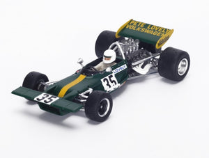S4832 - LOTUS 69 #35 CANADIAN GP 1971 PETE LOVELY