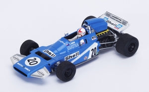 S4840 - MATRA MS120B #20 3RD SPANISH GP 1971 CHRIS AMON